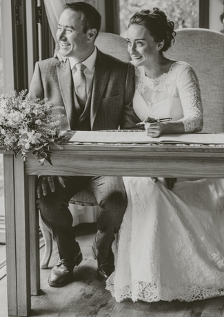 Every detail perfect at Millbrook elopements