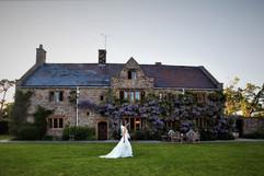 Bridal portrait at The Manor Jo Hansford.jpg