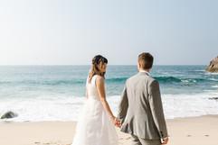 Beachside wedding venue - Chypraze Wedding Barn