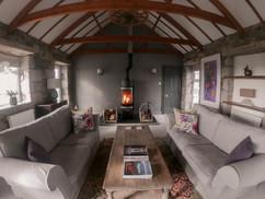 Stunning accommodation at Tregoose