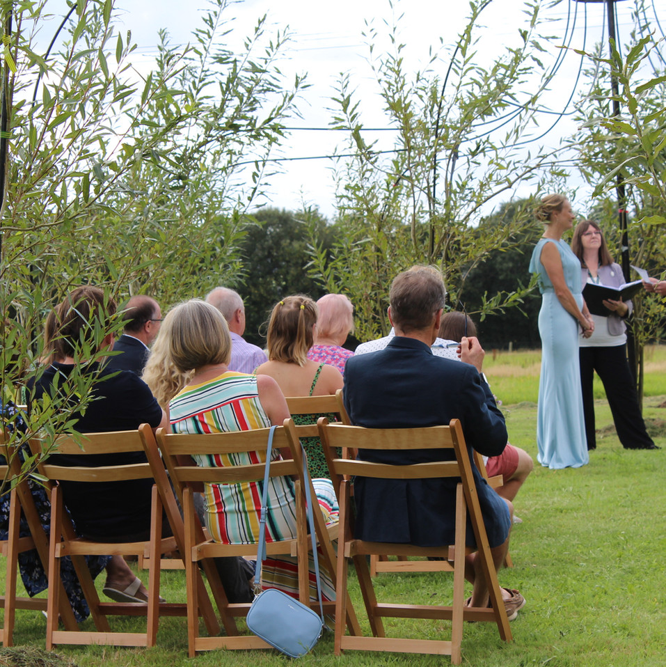 willow cathedral marriage ceremony Septe