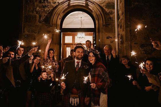 Intimate-wedding-in-Scotland-Alladale-Wi