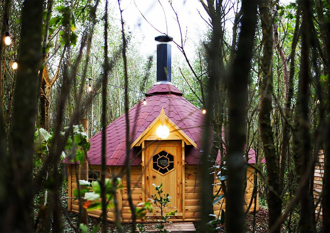 The Grill Haus at Tree Top Escape