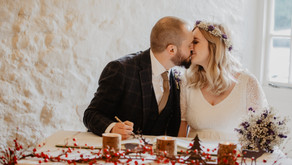 How to have a magical winter wedding.