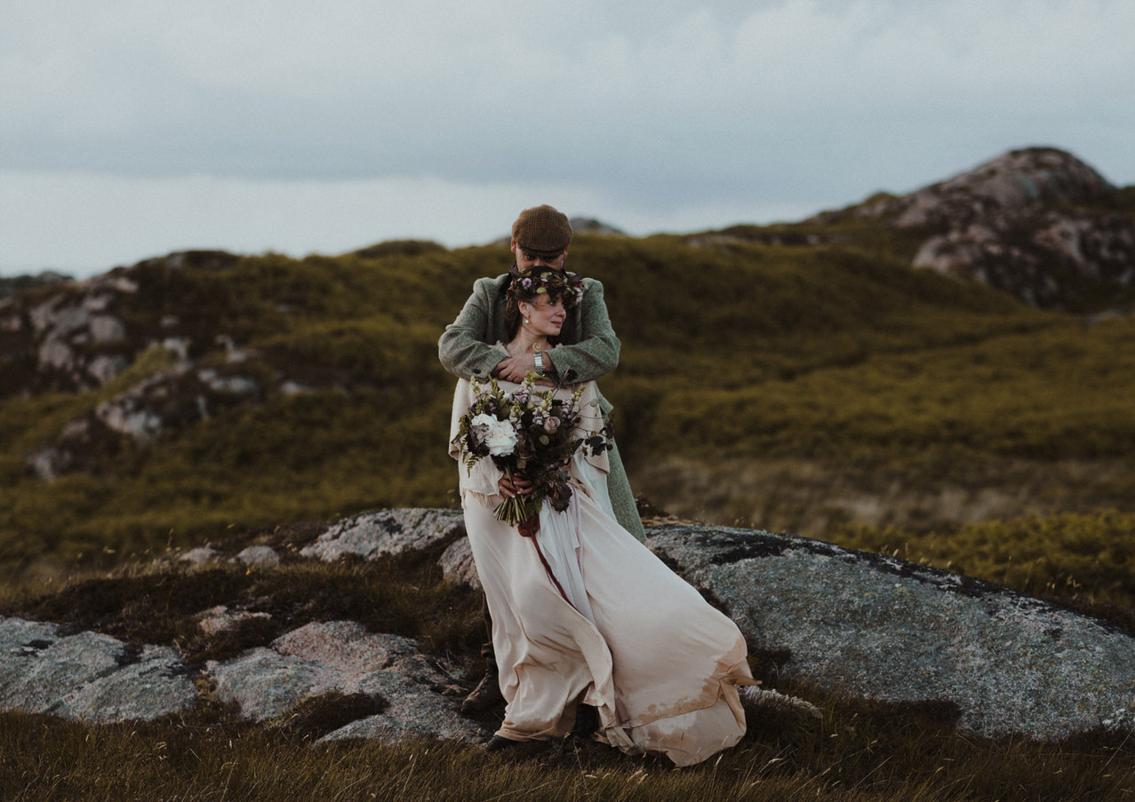 Isle of Mull Elopement Adventure with The Caryls