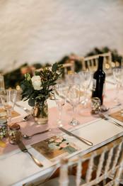 indoor dining option