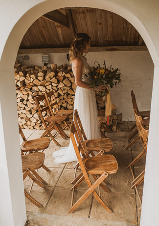 Intimate Weddings at The Cornish Place