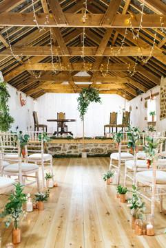 Chypraze Wedding Barn