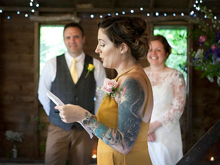 Is your wedding going to be constrained by tradition and the views of others?