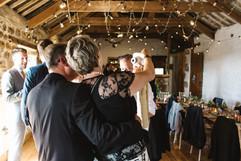 Chypraze small family wedding