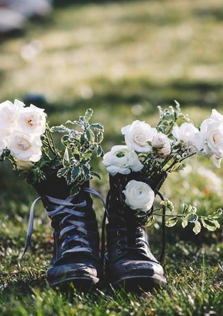 Little Seed Field Elopement Weddings