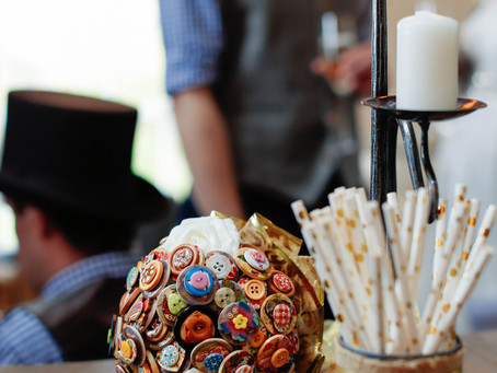 A quirky little wedding in Cornwall