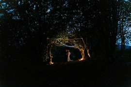 Celebrant led wedding ceremony in the woods at Frieda & the Moonthomas-frost-photography--81.jpg