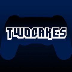 Logo du streamer Twocakes par CorazyOwl.