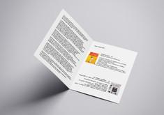 Brochure A4 2 volets internes canitruffe