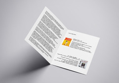 Brochure A4 2 volets internes canitruffe