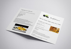 Brochure A4 2 volets externes recettes M
