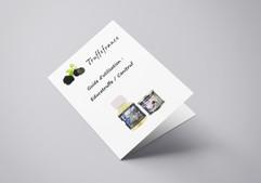 Brochure A4 2 volets couverture canitruf