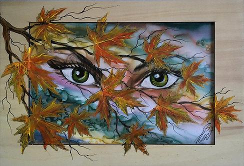 Tajemné oči