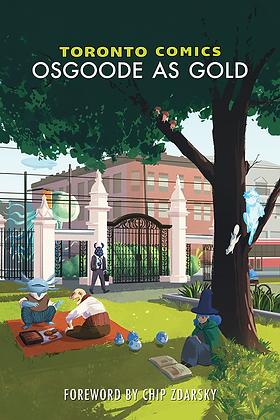Osgoode As Gold Cover - Irma Kniivila.pn
