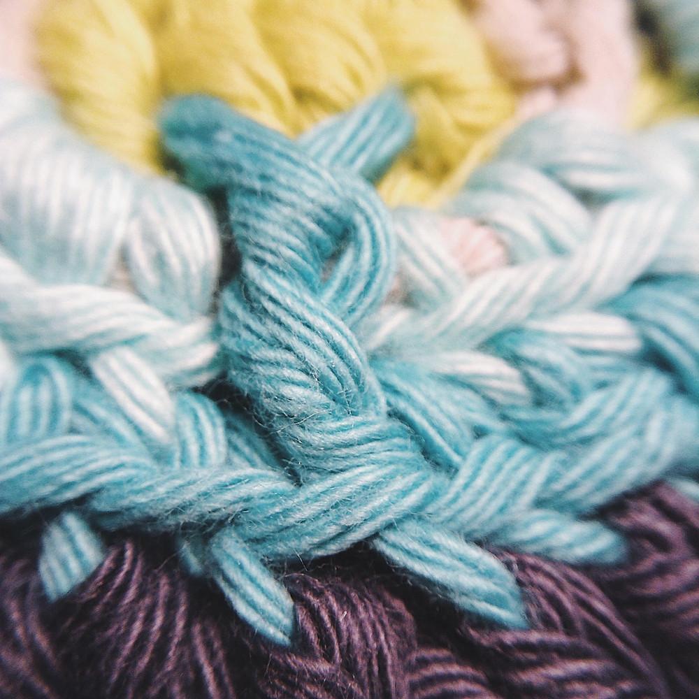 crochet with scheepjes chalista