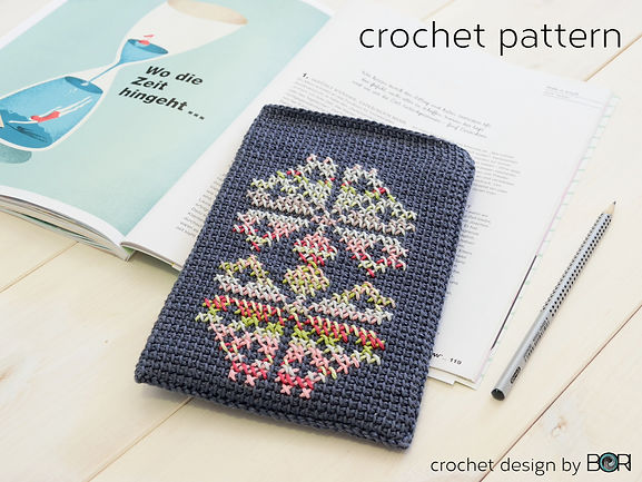 crochet phone case pattern