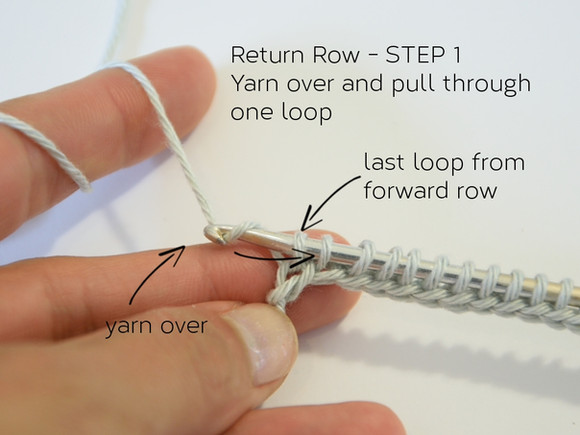 Learn to crochet!