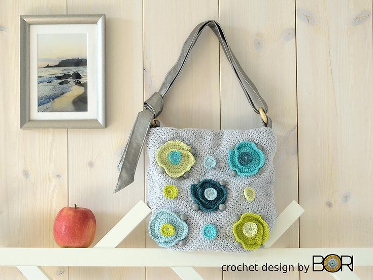 Flower Garden Bag - 004