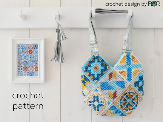 Portuguese Bag Pattern Is Ready Crochet Patterns Magyarorszg