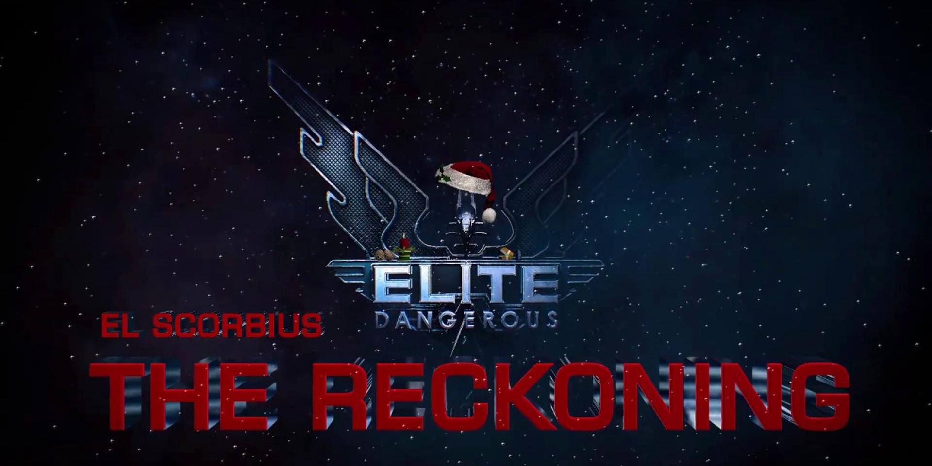 Elite: Dangerous - The Reckoning