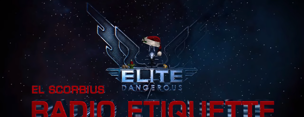 Elite: Dangerous - Radio Etiquette