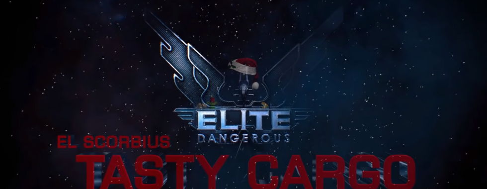 Elite: Dangerous - Tasty Cargo