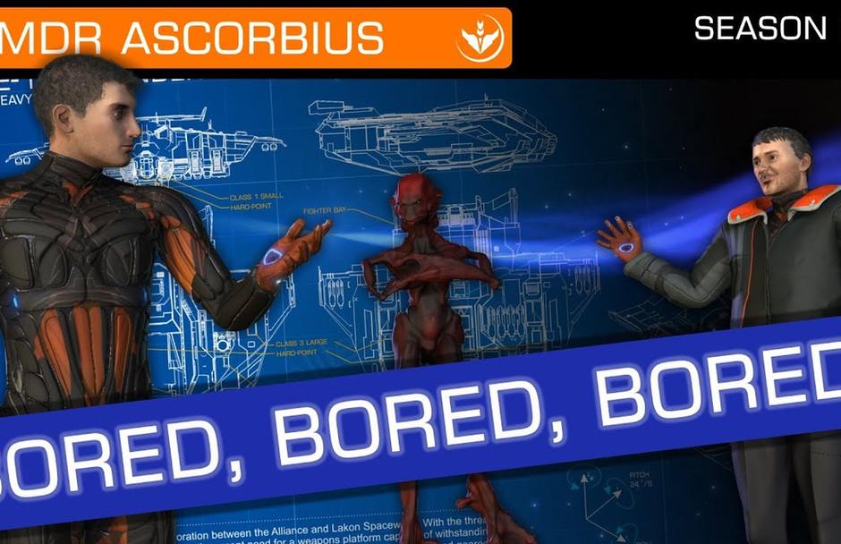 Bored, Bored, Bored!