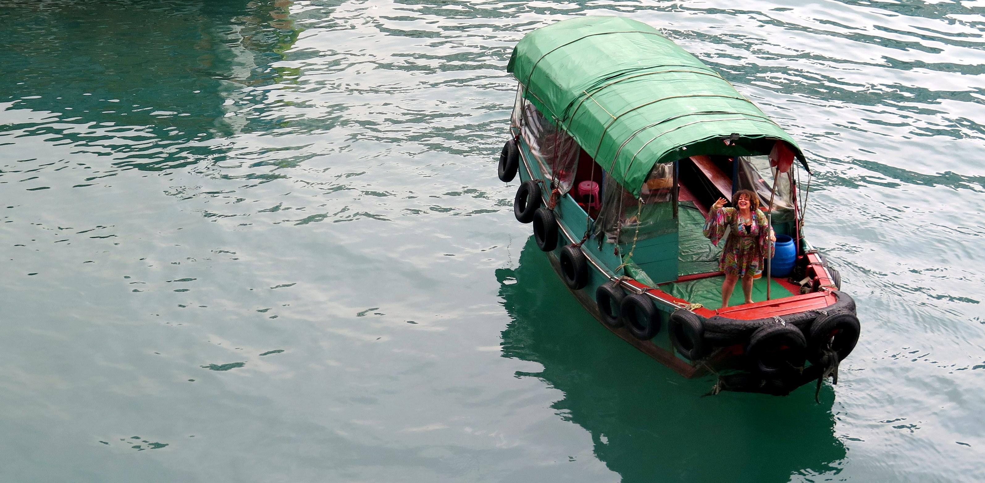 The Voyage - May Yeung - 1