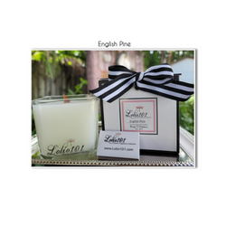 English Pine luxury scented candles 12oz/340g