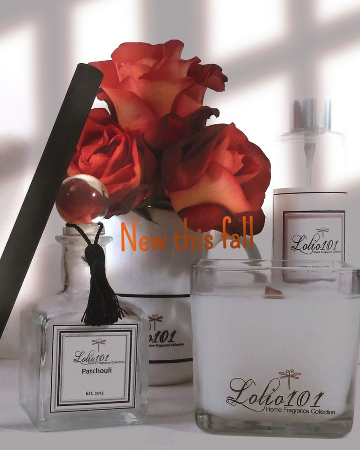 Did you know we are expanding? Home Fragrance the Lolio101 way!