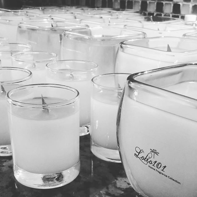 Lolio101 #Candle #Manufactrer #Miami