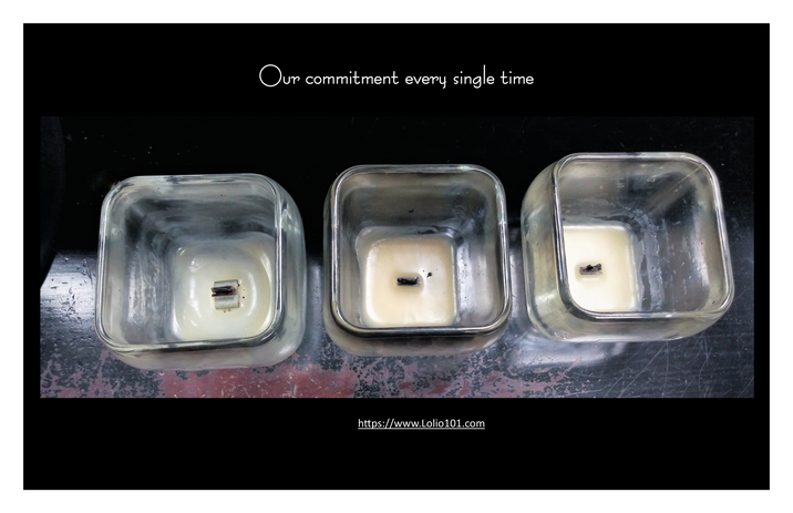 Do you know how to burn a wood wick candle