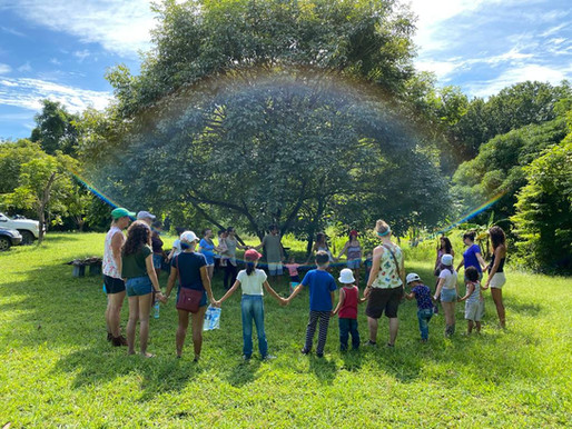 Cabuya Caballo Kids Project launches in Costa Rica