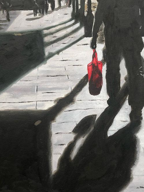 Shadows Fall Behind Me