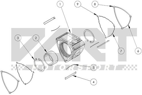 Rotor & Seals