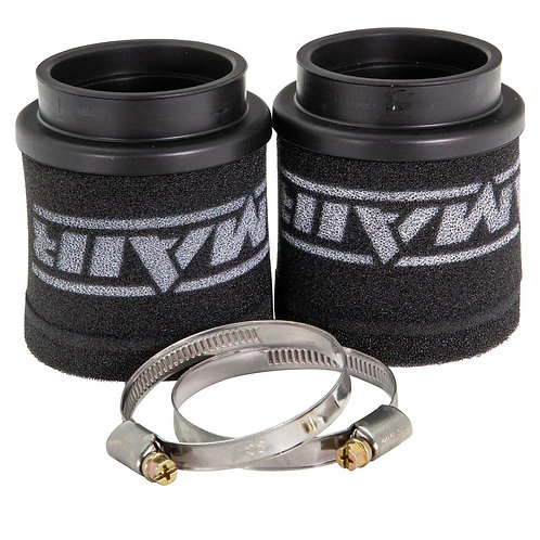 Universal foam pod air filter (Carburettor Fitment)