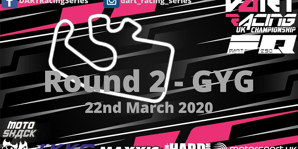 Round 2 - GYG Karting Ltd