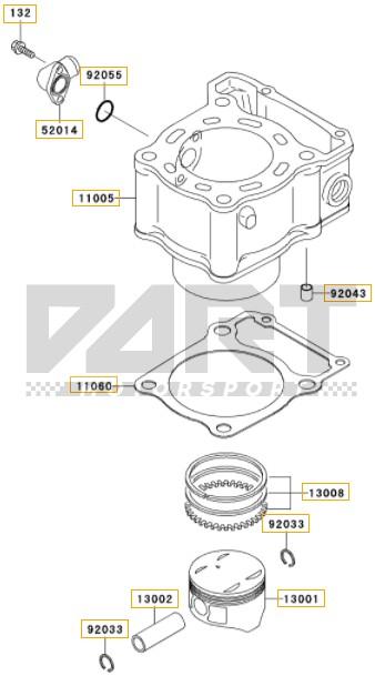 Piston & Cylinder