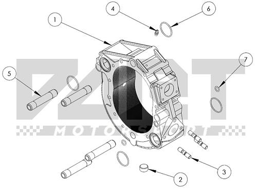 Trochoid Parts