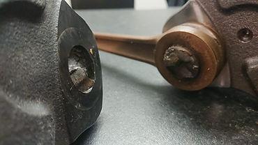 Rotax Crank Pin Broekn.jpeg