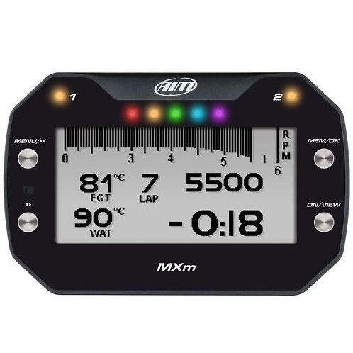 MXm Compact Dash Display