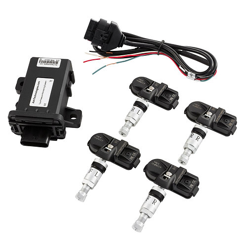 Tyre Pressure Monitoring system for Dash Display Loggers