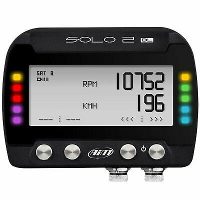 Solo 2 DL GPS Lap Timer with ECU Inputs