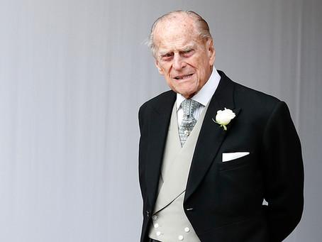 R.I.P HRH Prince Philip the Duke of Edinburgh